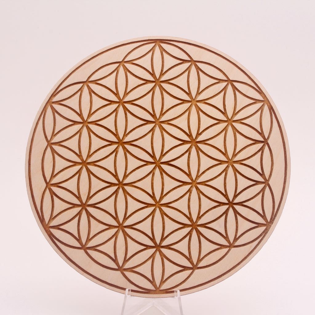 Flower of Life Grid 1
