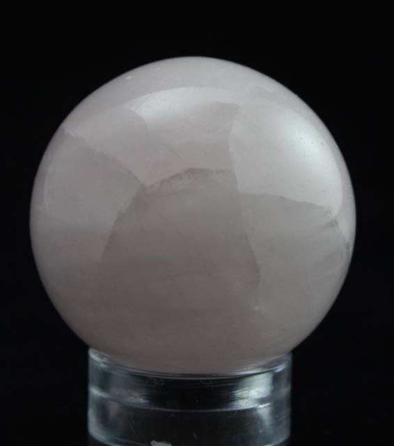 Rose Quartz Sphere 15