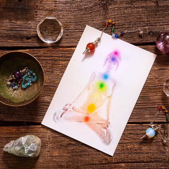 The Chakra and Aura Healing Diploma Course