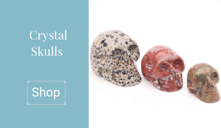 Crystal Skulls - shop now